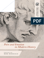 BODDICE, Rob. Pain and Emotion in Modern History.pdf
