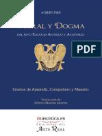 Moral y Dogma Aprendiz Companero y Maestro