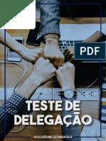 Teste de Delegação 2019 1