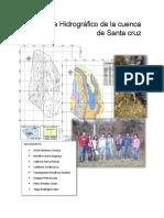 Sistema Hidrografico de La Cuenca Santa Cruz