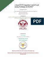 Latest Manual of Cs Branch