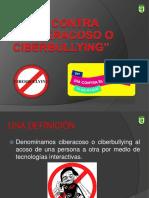 El Ciberbullying o CCiberacoso