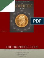 The Prophetic Code