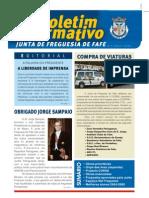 Boletim Informativo N.º 13 - Abril/2006