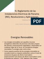RIE Fotovoltaico