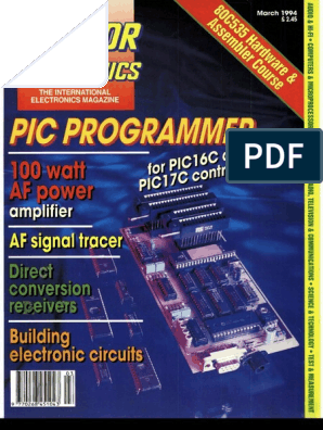 Elr-1994-03.pdf | Electronics | Electronic Design on