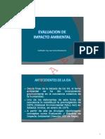 J.C. Mendoza M. Evaluacion de Impacto Ambiental