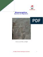 Bioenergética Apuntes de Asignatura