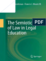 The Semiotics of Law in Legal Education.pdf