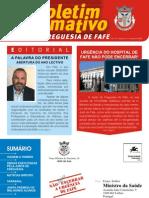 Boletim Informativo N.º 14 - Novembro/2006