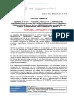 Personal Petroleros - Ampliacion Certificacion