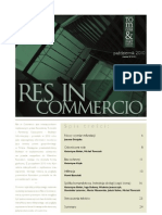 Res in Commercio 10/2010