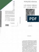 Heritier - Les deux soeurs et leur mere.pdf