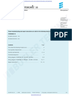 Eberspacher Heater Hydronic 10 Workshop Manual