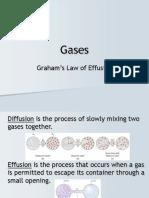 H Chem Grahams Law of Effusion 2017