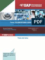 08 POLIMORFISMO GENETICO