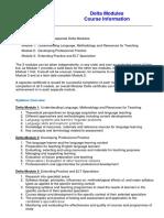 Warsaw Delta Course Details (2)