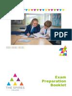 Year 11 Exam Preparation Booklet 2018 2019