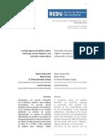Marina Tomás La literatura científica sobre rankings universitarios- una revisión sistemática