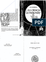 Chenu_es Ciencia La Teología Cap IV