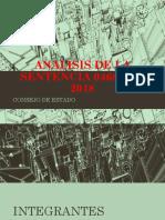 Analisis de La Sentencia 04683 de 2018