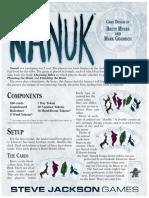 Nanuk Rules(en)