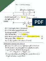 LifeLine Static Derivation