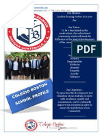 colegio boston school profile 2019