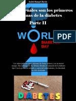 Isabel Rangel Barón - Descubre Cuáles Son Los Primeros Síntomas de La Diabetes, Parte II