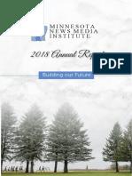 2018 MNI Annual Report