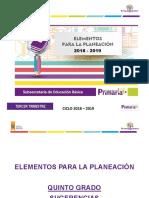 planeación de 5 grado primaria.docx