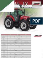 Tractor Farmall indú