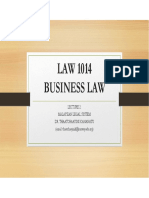 LAW 1014 Lecture 2 Malaysian Legal System.pdf