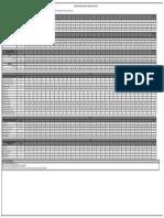 2018 09 30 - Reporte de Producción Cardón IV a PDVSA