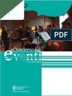 Libretto Eventi a.a.2018-19