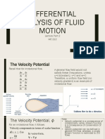 Differential Analysis of Fluid Motion_part2