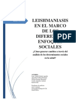 LEISHMANIASIS EN EL MARCO DE LOS DIFERENTES ENFOQUES SOCIALES 1.docx