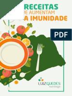 Livro de Nutrição no Cancer