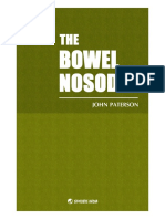 Bowel Nosodes by Paterson