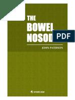 Bowel Nosodes by Paterson