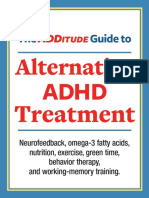 The ADDitude Guide to Alternative ADHD Treatment
