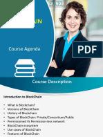 Blockchain Training in Hyerabad