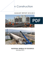 Nbs Nigerian Construction Report 2010_2012