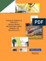 Fashion Design in Prod Dev Using Telestia AB Tech-Dr Nor Saadah