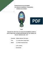 Orozco F. (2012) Técnicas de investigación social. El Alto La Paz.