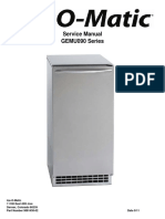 GEMU090 Iceomatic Service Manual