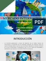 Mercado Internacional  investigación