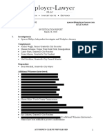 Phillips Report Redacted