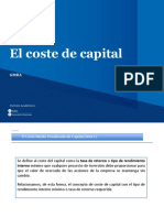 Coste Capital GMBA