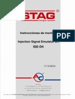 ISE-D4 - Manual_ESP Ver.1.0